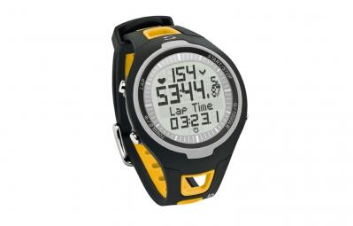 sigma montre cardio pc 15 11 jaune