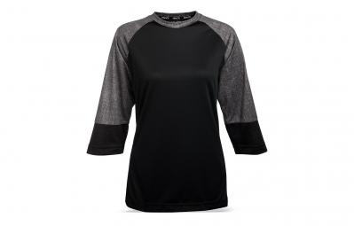 dakine maillot manches 3 4 femme xena noir