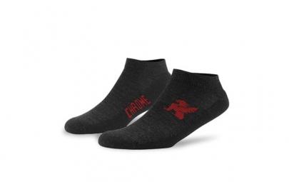 chrome chaussettes ankle gris fonce