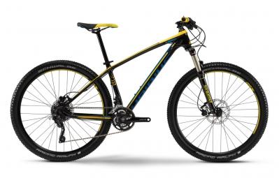 haibike 2016 velo complet freed 7 10 27 5 noir bleu jaune