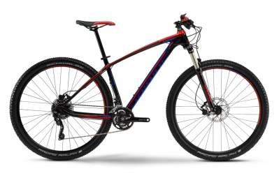 haibike 2016 velo complet 29 greed 9 10 noir bleu rouge