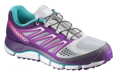 salomon x wind pro violet gris
