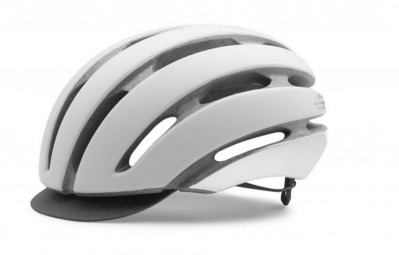 casque giro aspect blanc
