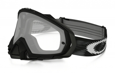 oakley masque mayhem pro mx black clear ref oo7051 18