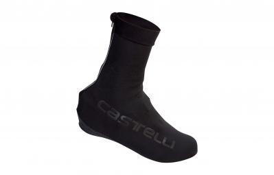 castelli couvre chaussures corsa noir