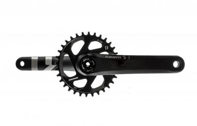 sram pedalier x1 1400 bb30 non inclus 11v directmount 32 dents noir