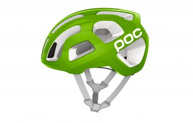 casco poc octal raceday cannon verde