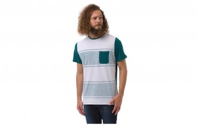 animal t shirt wider blanc bleu