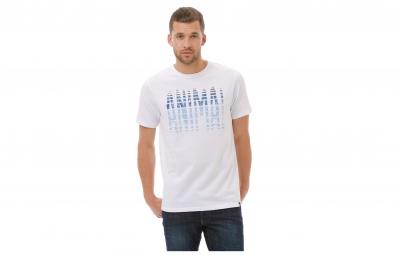 animal t shirt leade blanc