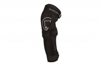 endura genouilleres avec protege tibia singletrack noir
