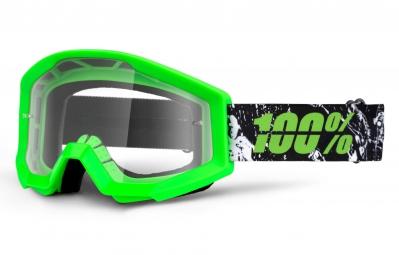 100 masque strata crafty vert ecran transparent