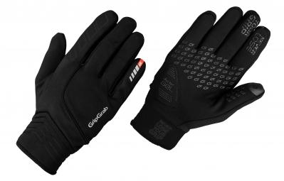 gripgrab gants urban softshell noir