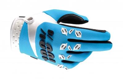 100 paire de gants airmatic bleu