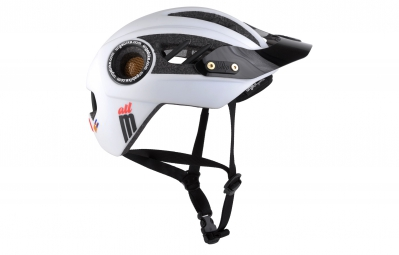 casque urge all m blanc mat