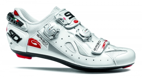 chaussures route sidi ergo 4 blanc