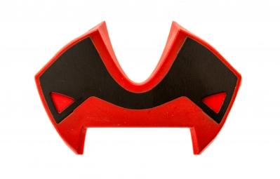 paire de plaques inox time pour pedales x presso rouge