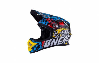 casque integral enfant oneal fury fidlock dh 2016 evo wild