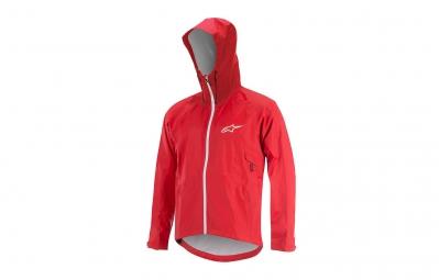 alpinestars 2016 veste all mountain rouge blanc