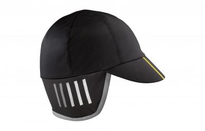 mavic 2016 casquette hiver roadie h2o noir