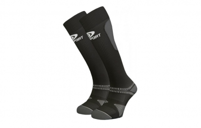 bv sport chaussettes recuperation recovery sl noir