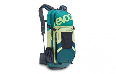 evoc sac protector enduro team 16l vert petrol