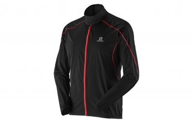 salomon veste homme s lab light jacket noir