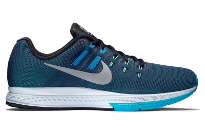nike air zoom structure 19 flash bleu homme