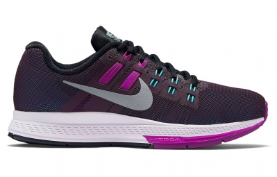 nike air zoom structure 19 flash violet femme