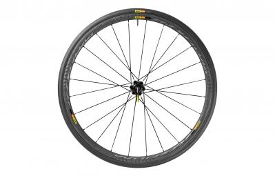 mavic 2016 roue arriere ksyrium pro carbone sl pneu yksion pro 25 mm