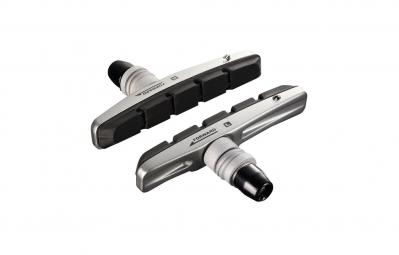 shimano paire de patins avec support br m770 xt pour freins v brake