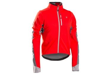 bontrager veste rxl 360 softshell rouge