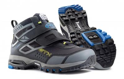 paire de chaussures vtt northwave gran canion 2s gtx noir anthracite