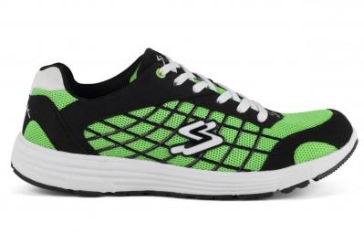 spiuk chaussures podium vert noir