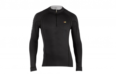 northwave maillot manches longues force noir