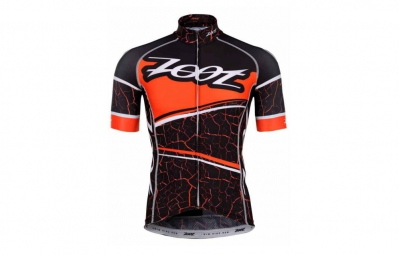 zoot maillot homme ali i thermo noir orange