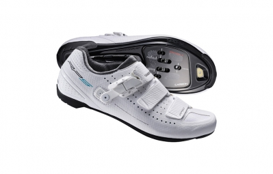 chaussures route femme shimano rp5 2016 blanc