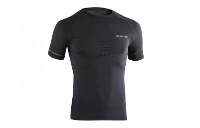 x bionic t shirt speed running noir