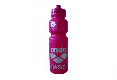 arena bidon 750 ml rose