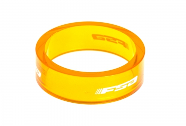 fsa entretoise 1 1 8 polycarbonate orange