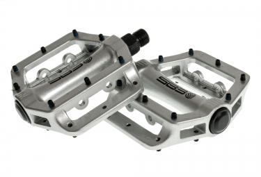 sb3 pedales fast silver aluminium
