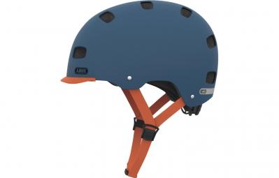 casque bol abus scraper v 2 bleu orange