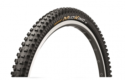 continental pneu mud king 26 x 1 80 protection tubeless ready souple