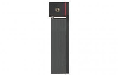abus antivol ugrip bordo 5700 80cm avec sacoche noir