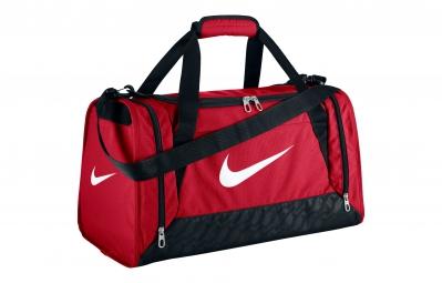 nike sac de sport brasilia 6 rouge