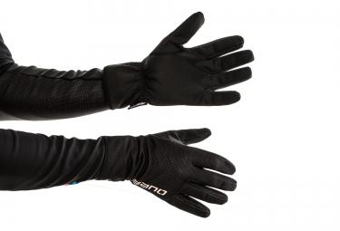 isano gants longs hiver is 8 0 noir