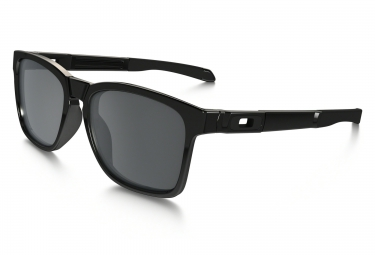 oakley lunettes catalyst black black iridium ref oo9272 02
