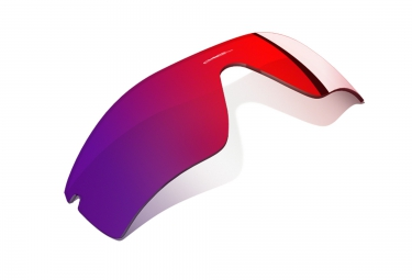 oakley verres radarlock path positive red iridium ref 41 791