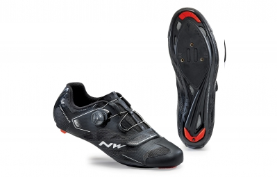 chaussures route northwave sonic 2 plus noir