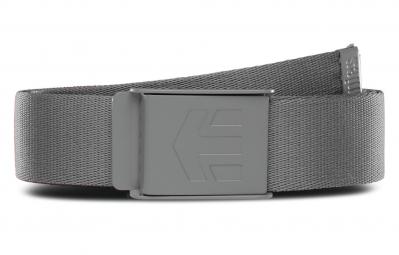 etnies ceinture staplez gris