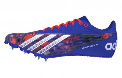 adidas sprint star 4 violet blanc